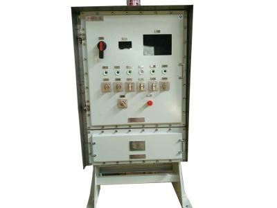 BXK51防爆电气控制柜(带雨棚)