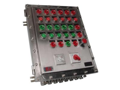 BXK不锈钢防爆防腐控制箱