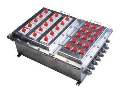 BXM不锈钢防爆防腐照明配电箱