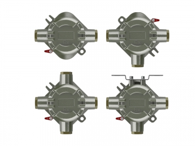 AH防爆接线盒IIC螺纹款